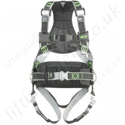 Miller revolution r4 harnesses