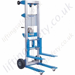 Genie Lift Type GL Materials Lifter. Working Heights From 1.8m to 4.2m - 159kg to 227kg
