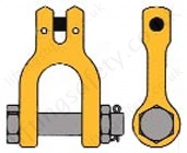 Chain Sling Clevis Shackle