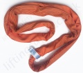 Round Polyester Lifting Slings (endless lifting slings). Conforms to BS EN 1492-2 - Range from 1000kg to 100,000kg.