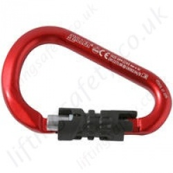 Miller ML03 23mm Alloy Twistlock Karabnier