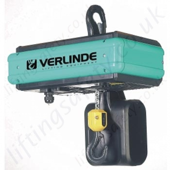 Verlinde vla windmill electric chain hoist range from for Wind chain online