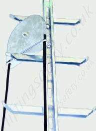 Ladder Climbing Aid - Fig. 2