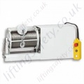 LiftingSafety Wind Turbine / Industrial Wire Rope Hoist - 200kg or 300kg with a Maximum Lifting Height of 120m