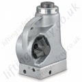 Yale AJH and AJS Aluminium Hydraulic Jacks - Range from 6500kg to 100,000kg with Optional Toe