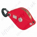 LiftingSafety Snatch Block Sheave as used with Tirfor Cable Pullers to Suit Ropes Max Diameter 7mm, 13mm, 15mm and 18mm - from 1000kg to 6400kg
