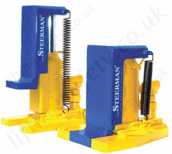 Yale HTJ Hydraulic Toe Jacks - Range from 3000kg to 10,000kg