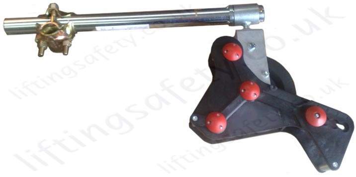 Liftingsafety Quot Safety Pulley Quot Gin Wheel Pulley With