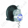 LiftingSafety Auto Evacuation Descender with Winch to raise / Lower the Casualty - Various Rope Lengths