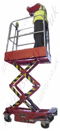 Powered Working/Access platform