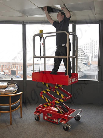 Access Platform For Lifting People Electric Lift Manual