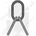 Crosby A-345CT Cold-Tuff Link Assembly - Range from 15,900kg - 44,300kg
