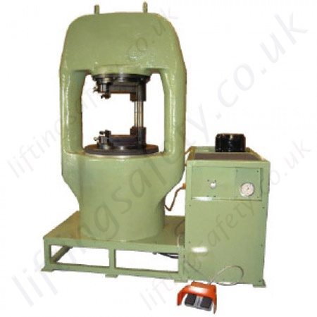Hydraulic Swaging Press Machines 600t 1000t And 1500t