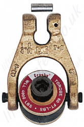 "Crosby ""HR125C"" Swivel Hoist, Rotating Lifting Eyebolt for Attachment to Lifting Chain. Imperial UNC Thread - Range from 200kg to 8200kg"