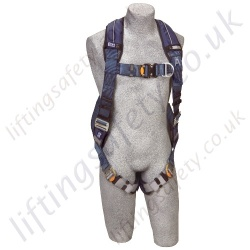 "SALA ""ExoFit XP"". 2 Point Fall Arrest Harness with Rear and Front  'D' Rings"