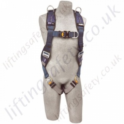 "SALA ""Exo-Fit XP"" Premium Rescue Harness. Fall Arrest Anchorages Front & Rear 'D' Rings. Also EN1497 'D' Rings to the shoulders For Rescue Only"