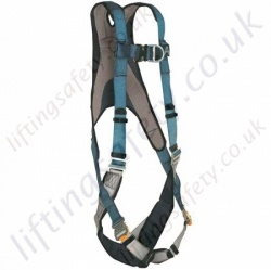 "SALA ""ExoFit ATEX"" Harness or Use in a Potentially Explosive Atmosphere With Front and Rear 'D' Rings"