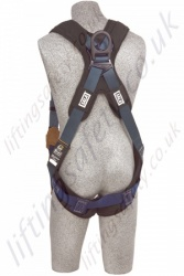 SALA 2 Point ExoFit Premium Arc Flash Harness - Back