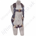 "SALA ""ExoFit Premium Arc Flash"" SALA ""Delta II Basic Arc Flash"" Fall Arrest Harness. With Front 'D' Ring & Work Positioning Belt"