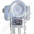 "Yalelft ""ITG CR/SS"" Anti Corrosion Geared Hand Hoist with Stainless Steel Chains - Range from 500kg to 5,000kg"