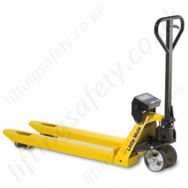Yale Weigh System Pallet Truck  Forks 535mm x 1140mm