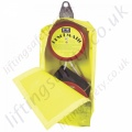 "SALA ""Rescuematic"" Automatic Evacuation Descender with Stainless Steel Housing - Rope Lengths 2m to 120m"