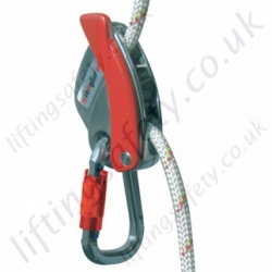 "SALA ""AG6250000"" Manual Descender. 10 to 100m Rope Length - Rope Diameter 11mm"