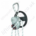 "Miller ""SafEscape Elite"" Automatic Rescue Descender to Raise and Lower a Casualty (With handle) - Rope Lengths 20 to 180 Metre"