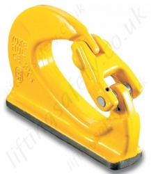 Yoke Weld On Hook - Range from 1000kg to 10,000kg