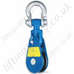 Snatch Block With Shackle Range From 2000kg To 20000kg