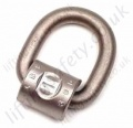 RUD LBS-RS Stainless Steel Load Ring, Lashing Point / Lifting Eye - Range from 500kg to 2000kg