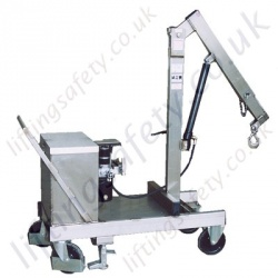 Stainless Steel Counter Balance Workshop Floor Crane