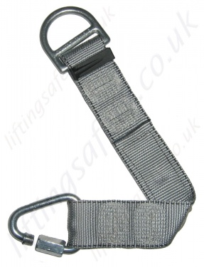 Ab011 Back Extension Strap