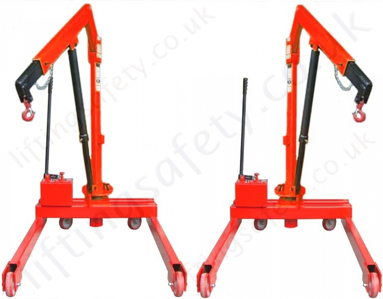 Heavy Duty Pneumatic Lift Arms : Manual or powered heavy duty parallel leg workshop floor
