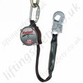 "Protecta ""Rebel"" Inertia Reel Personal Fall Limiter (PFL) with Polyester Webbing Lanyard With Snap Hook - Optional 3m or 6 Metre"