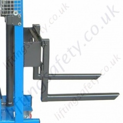 Detachable and Adjustable Fork Tines
