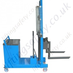 Counterbalanced Workshop Fork-Lift Truck