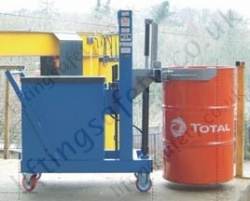 Top Lift Drum Handling Crane