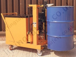 Rim Grip Drum Lifter Floor Crane