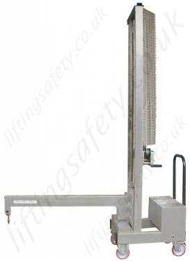 Stainless Vertical Lift Liftingsafety
