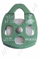 "Protecta ""AG570"" Single Sheave Pulley with Rotating Side Plates to Suit Synthetic to Maximum Diameter 16mm"