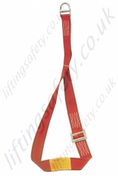 Adjustable (opening) Rescue Strap