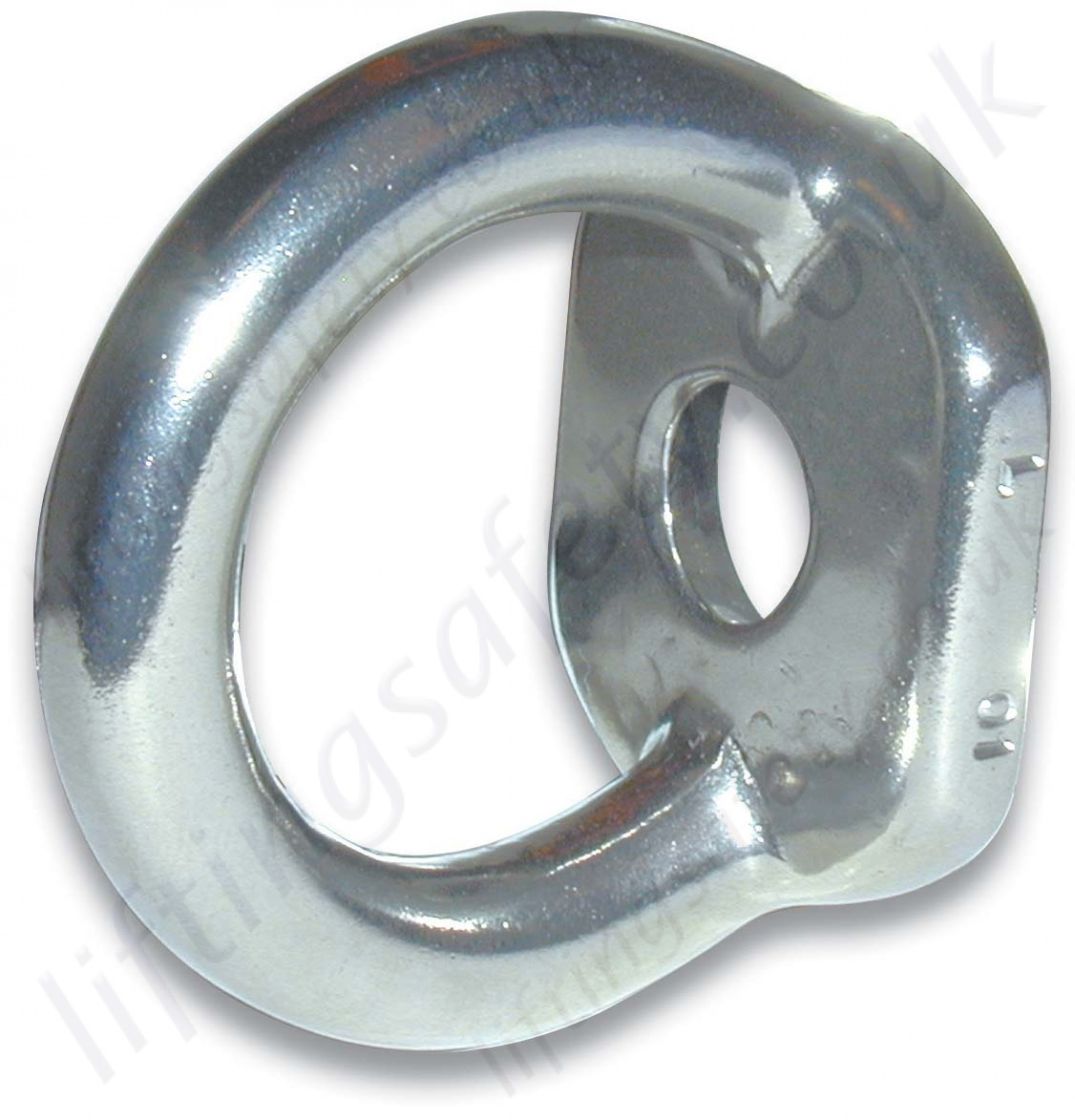 Stainless Steel Anchor Points : Protecta quot am stainless steel d ring fall arrest