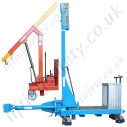 Special Application Floor Cranes