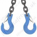 Chain Sling Lifting Assembly, Grade 10 / 100 - Chain Diameter 6mm to 22mm, WLL 1400kg to 39,900kg