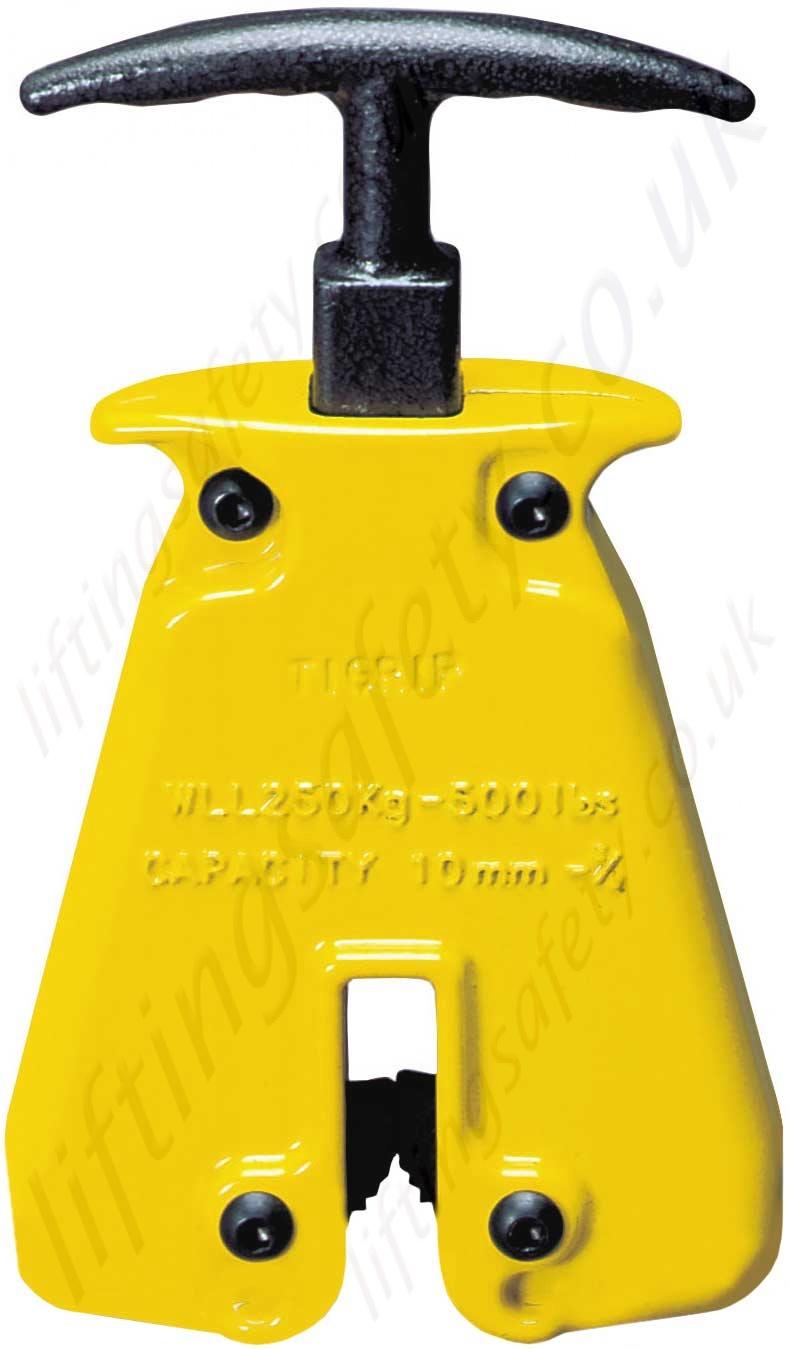 Camlok hgc hand grip clamp kg liftingsafety
