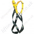 "Petzl ""Newton "" 2 Point ""Modular"" Fall Arrest Harness with Rear 'D' and Front Loops"