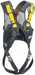 "Petzl Newton FJ ""Fast Jak"" 2 Point Fall Arrest Harness with Rear 'D' and Front Loops"