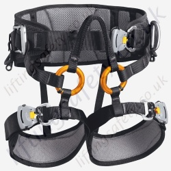 "Petzl ""Sequoia"" Tree Climbing Sit Harness"