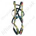 "Petzl ""Ouistiti"" Childrens Full Body Fall Arrest Harness - Generally to Suit Children From 4 - 9 Years Old"